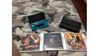 Nintendo 3DS com 3 jogos+ case