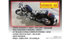 Honda shadow VT 600cc