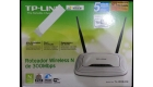 Roteador Wireless  TP-Link TL-...