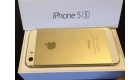 iPhone 5s Dourado 16 gb