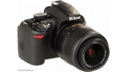 C�mera Digital Nikon Dslr D310...