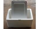 Caixa Térmica De Isopor Capacidade 105 L