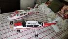 Aeromodelos para troca com dro...