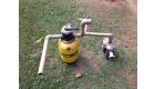 Filtro e bomba para piscina