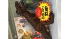 Dinossauro movido a pilhas
