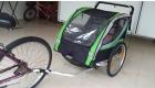 Carriola para Bike (02 Crian�a...