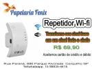 REPETIDOR WI-FI R$ 69,90