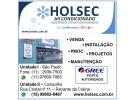 HOLSEC - AR CONDICIONADO