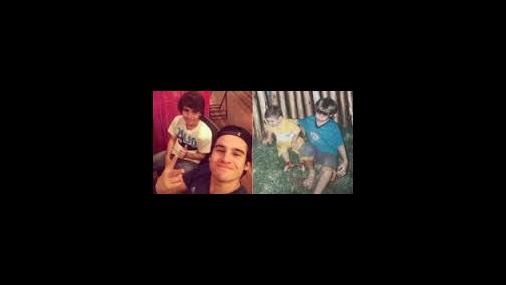 Ator de 'Rock Story' lamenta morte de primo aos 14 anos