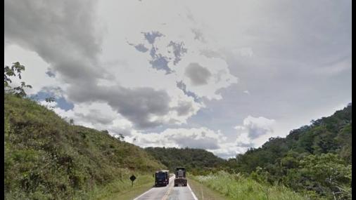 Criminosos fazem emboscada no Vale do Ribeira e assaltam carro-forte