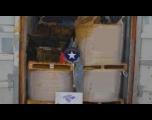 Alfândega de Santos acha 399 quilos de cocaína em contêiner de óxido de ferro