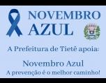 Prefeitura Promove o Novembro Azul