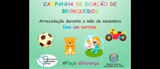 Fundo Social realiza Arrecadação de Brinquedos