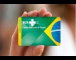 Saúde reforça campanha para emissão do Cartão Nacional da Saúde