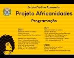 Escola Carlina celebra Consciência Negra com Projeto Africanidade