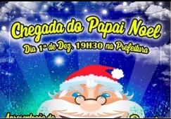 Prefeitura convida para Natal Mágico de Cerquilho