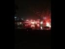 Mulher morre após ter carro levado por enxurrada em temporal na Grande SP