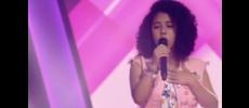 Candidata do 'The Voice Kids' engasga e reação de jurados surpreende
