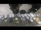 Casal é preso com drogas e celulares em presídio de massacre em Roraima