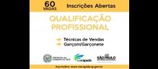 Tietê recebe cursos de Qualificação Profissional