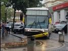 Acidente em Tietê envolve um ônibus e oito veículos