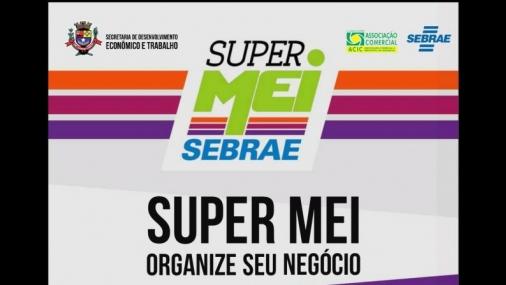 Sebrae Aqui Cerquilho oferece Curso SUPER MEI