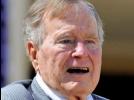 Ex-presidente Bush pai é hospitalizado, mas passa bem
