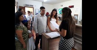 Casamentos Comunitários em Tatuí