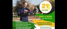 Prefeitura e Coocerqui apresentam 21º Caminhando com Saúde