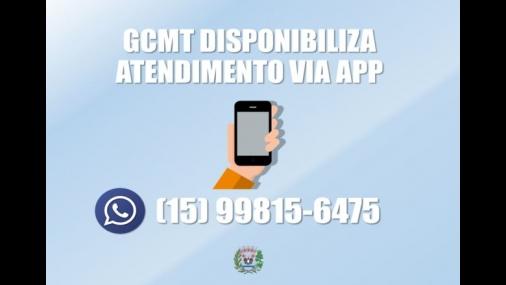 Guarda Municipal disponibiliza atendimento via Whatsapp