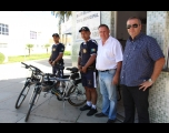 Prefeitura e GCM retomam ronda preventiva com bicicletas
