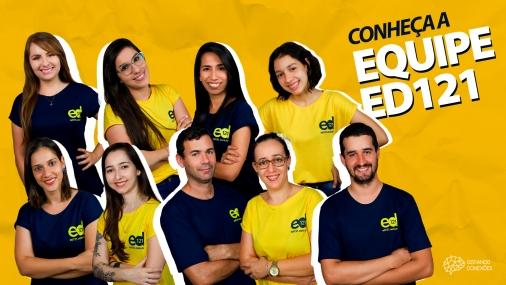 Bate-papo com equipe agência ED121