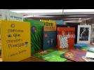 Biblioteca recebe doação de livros
