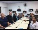 Prefeito se reúne com Associação de Moradores