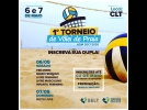 Cristais Paulista terá o 1º torneio de vôlei de praia