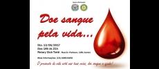 Doação de sangue em Tietê