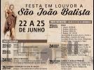 Festa em Louvor a São João Batista