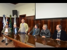 Edson Giriboni visita prefeito Vlamir Sandei Verbas