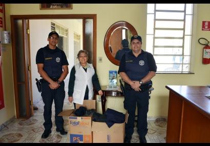 Lar São Vicente de Paulo recebe doação