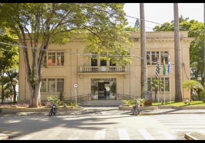 Novo prédio da prefeitura