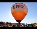 Boituva é a �Capital do Passeio de Balão�