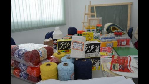 CAPS de Tietê recebe material para terapias