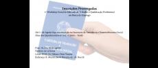 Workshop social prorroga período de inscrições