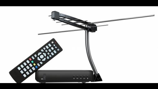 Sinal analógico de TV