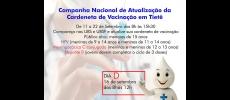 Multicampanha de vacinação é realizada em Tietê