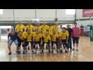 Rodada regional da Associação Pró Voleibol