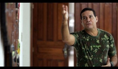 Comando do Exército diz que não vai punir general que pregou intervenção militar