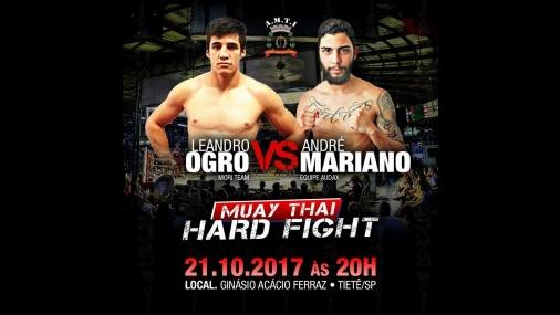 Tietê recebe competições de Muay Thai no dia 21 de outubro