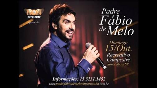 Megashow do Padre Fábio de Melo em Sorocaba