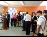 Prefeito se encontra com o governador Geraldo Alckmin